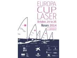 Laser Europa Cup Spain 2014 - Roses